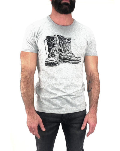 Boot Strap Tee