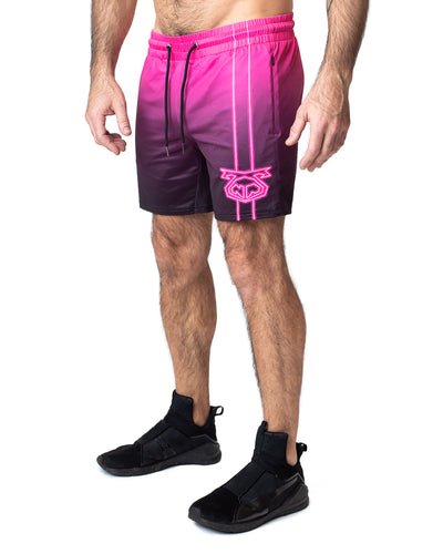 Miami Pink Snout Rugby Short