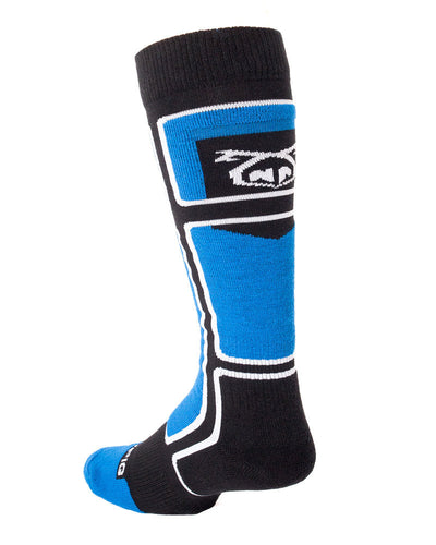 Ignition Socks | Blue | Fall 2017 | Nasty Pig