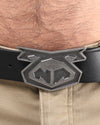 Snout Buckle and Belt