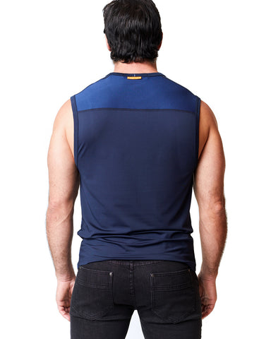Integrate Sleeveless Shirt