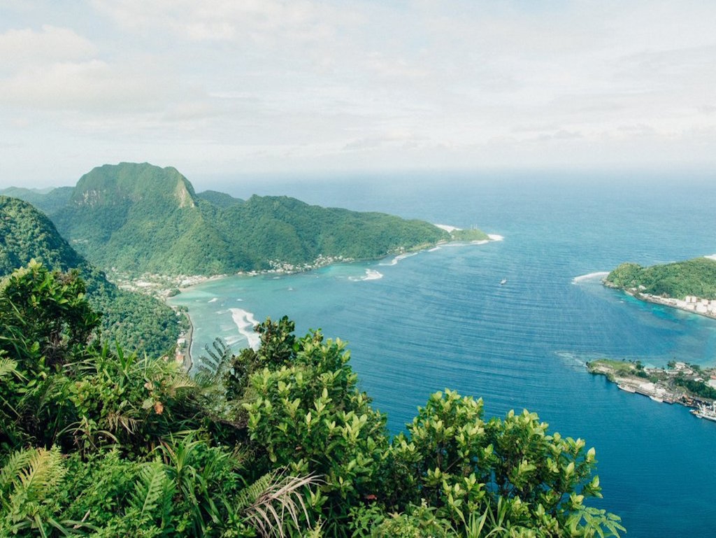 Exploring The American Samoa National Park with Our Vie Adventures