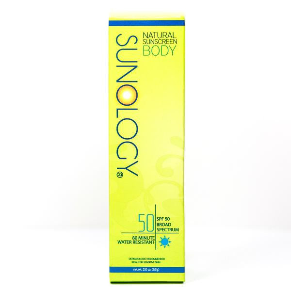 Mineral Sunscreen Review: Sunology - Feel Good Style