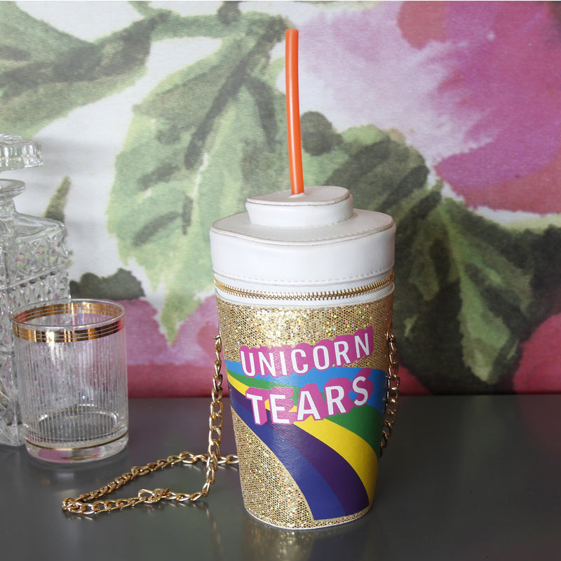 Unicorn Tears Novelty Bag - Spiffing
