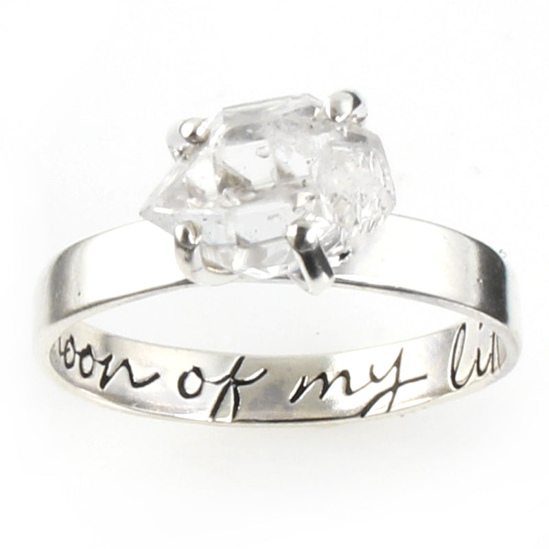 This is a Horcrux Engagement Ring