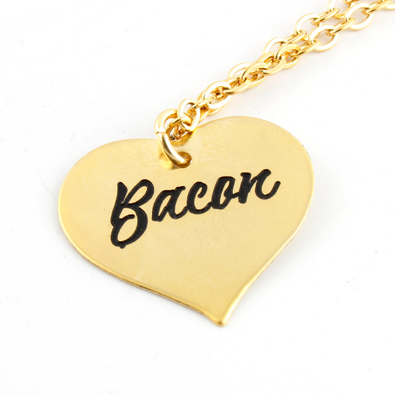 Food is My True Love Necklaces