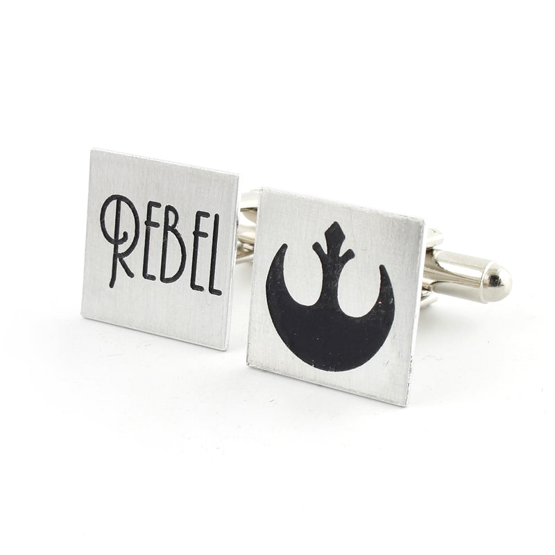 Rebel Cufflinks