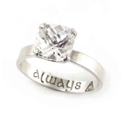 "Harry Potter ""Always"" Engagement Ring"