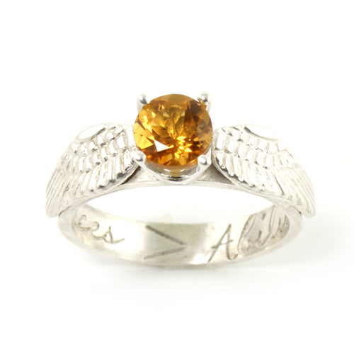 Golden Snitch Ring - Harry Potter Engagement Ring