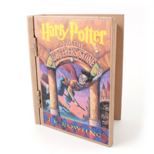 Sorcerer's Stone Ring Book - Spiffing