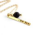 I Lava You Necklace - Spiffing