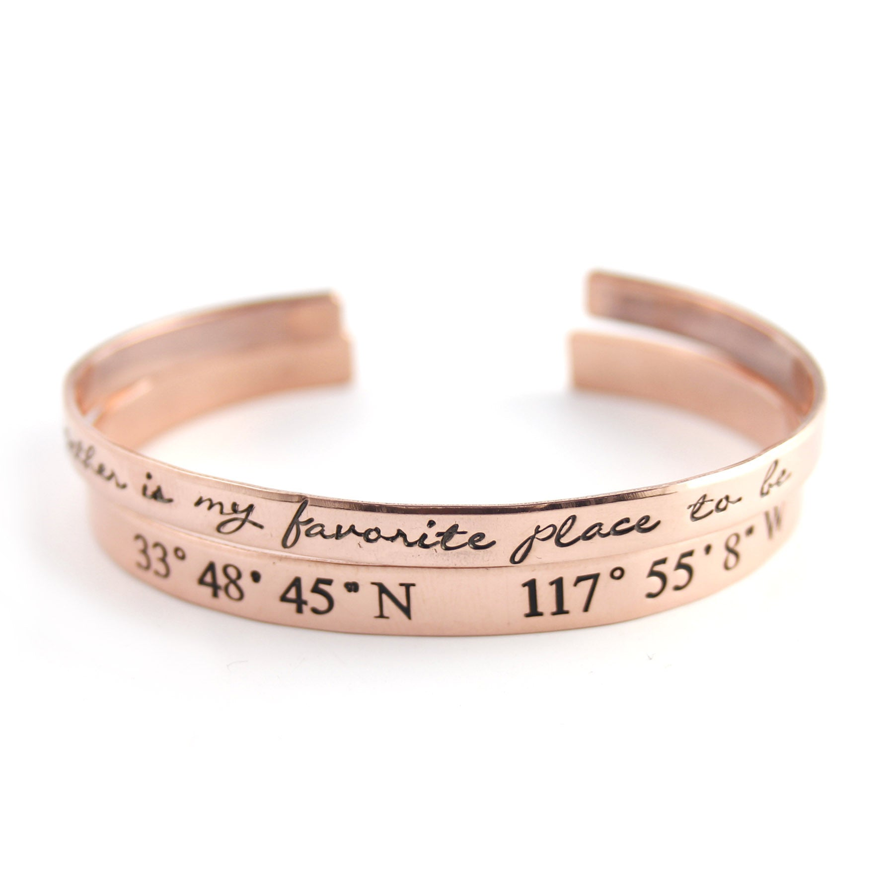 long pin longitude jewelry bracelet gps latitude lat location bangle gold cuff coordinate