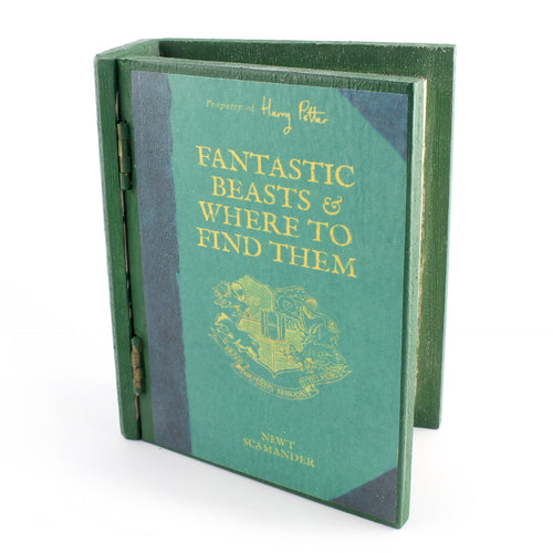 Fantastic Beasts Ring Book - Spiffing