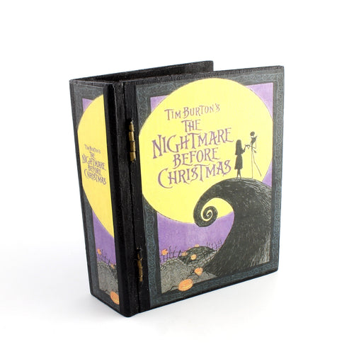 Nightmare Before Christmas Ring Book - Spiffing