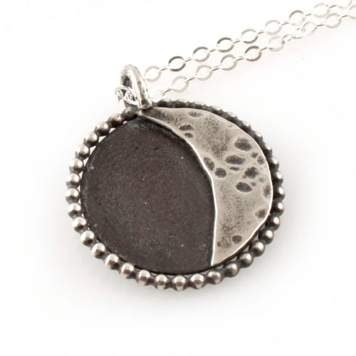 Custom Moon Phase Necklace - Spiffing