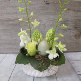 Burlington Florist - Spring Apple - European Arrangements - EuroStyle Flower Market