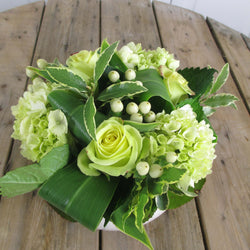 Burlington Florist - Irish Isle- European Arrangements - EuroStyle Flower Market