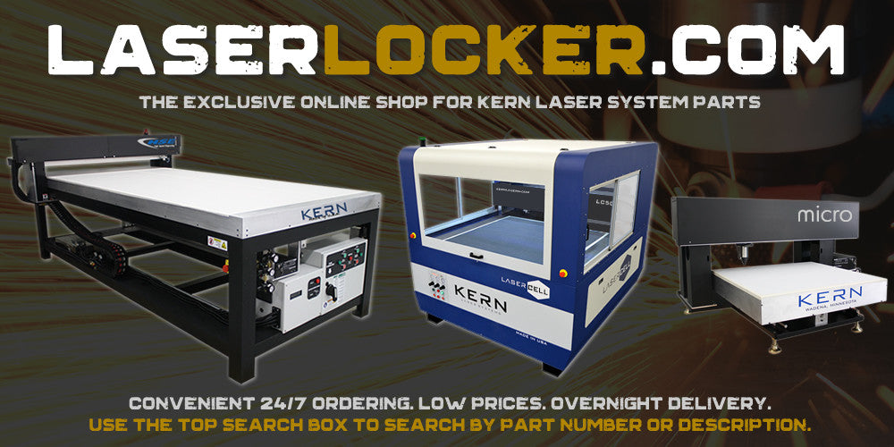 Kern Laser Systems Online Parts supply. CO2 Laser System Parts