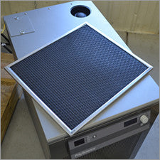 Chiller Air Filter - 1.5HP Front