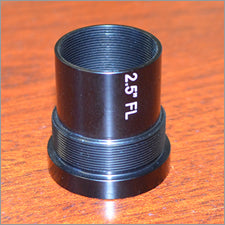 "2.5"" FL S-FOCUS Lens Holder (Metal Cutting) - LaserLocker.com"
