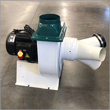 3HP Blower - 230V, 1PH - LaserLocker.com