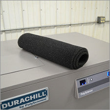 Chiller Air Filter - 3HP Front