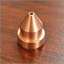 Copper Nozzle - S-FOCUS - LaserLocker.com