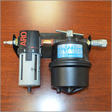 .01 Micron Compressed Air Filter Assembly - LaserLocker.com