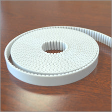 "Belt Long White (OptiFlex/LaserCELL) - 52"" - LaserLocker.com"