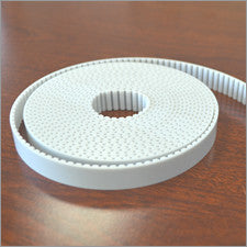 "Belt Long White (HSE) - 72-80"" - LaserLocker.com"