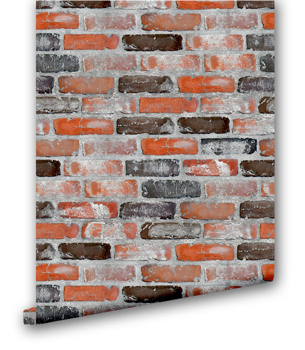 Bricks on Paper II - Wallpapers.com