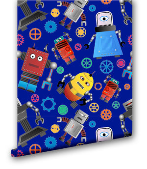 Robot Fun IV - Wallpapers.com
