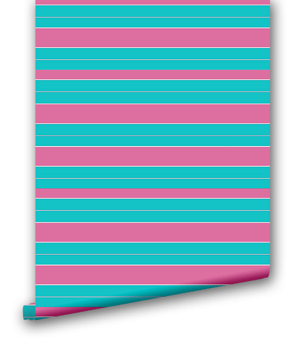 Horizontal Stripes III - Wallpapers.com
