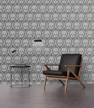 Ornamental Skulls II - Wallpapers.com