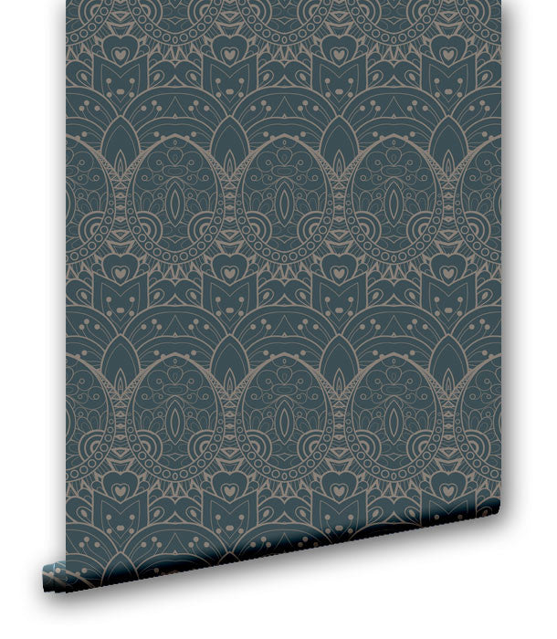 Original Damask II - Wallpapers.com