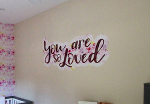 You Are So Loved - Wallpapers.com