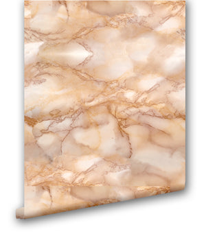 Faux Colored Marble III - Wallpapers.com