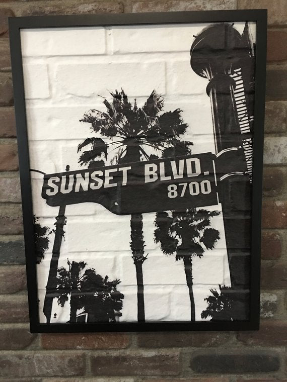 Sunset Blvd. - Wallpapers.com