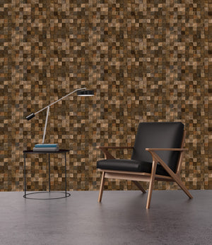 Wood Tiles - Wallpapers.com