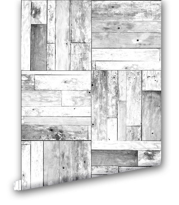 Vintage Wood Panels II - Wallpapers.com