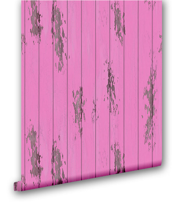 Rustic Vertical Wood Slats IV - Wallpapers.com
