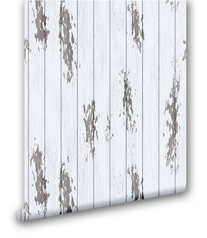 Rustic Vertical Wood Slats III - Wallpapers.com