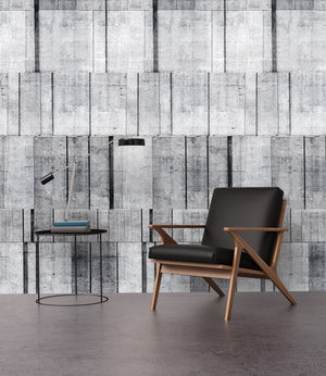 Concrete Block Wall - Wallpapers.com