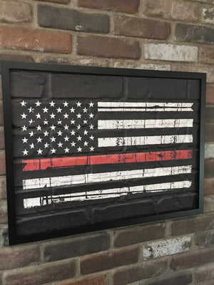 Thin Red Line - Wallpapers.com