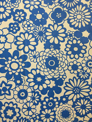 Flower Print III - Wallpapers.com