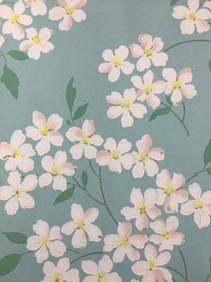 Vintage Geraniums II - Wallpapers.com