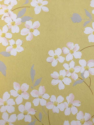 Vintage Geraniums - Wallpapers.com