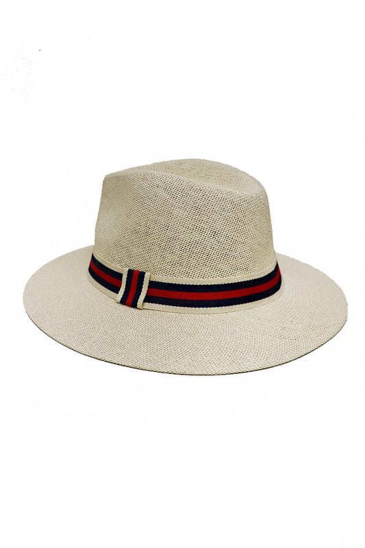 Chantelle Straw Panama hat - Natural