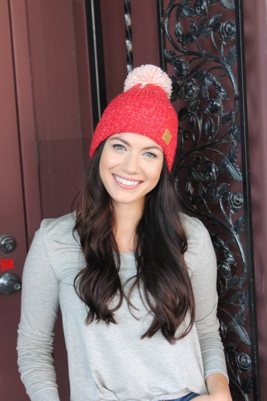 Holly Jolly Knit Hat