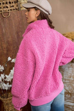Free to Be Fleece Pullover - Pink